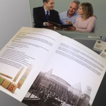 Gallium Folder and Brochure