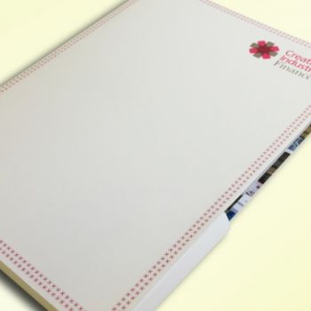 Creative Industry Finance Folder